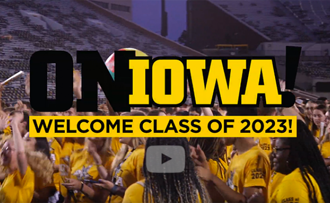 On Iowa! 2019 Video screenshot