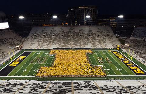 On Iowa Class of 2021 Photo