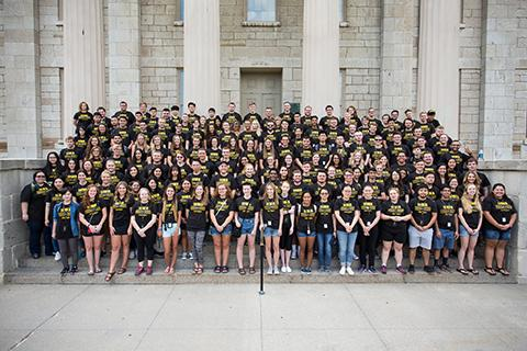 On Iowa! Transfer Students